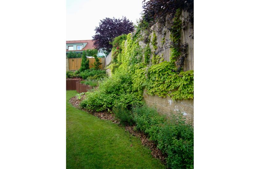 Realizace zahrad a teras